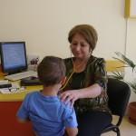 д-р Димитрина Велчева Призната специалност:  • педиатрия, 38 годишен стаж по специалността