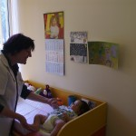 Д-р Яна Чакърова Призната специалност:  • педиатрия, София